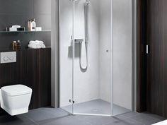 Téléchargez le catalogue et demandez les prix de Bettefloor caro By bette, receveur de douche d'angle à l'italienne, Collection receveurs de douche d'angle