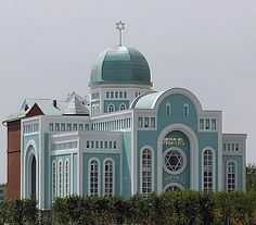 Synagogue, Kazakhstan