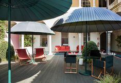 Modern Outdoor Furniture and Shadings from Salone del Mobile 2014 - InteriorZine