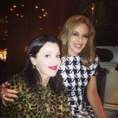Tina Arena And Kylie Minogue