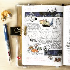 Journaling ideas using other journals