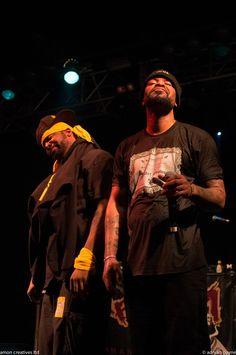Redman & Method Man In Concert With Street Life