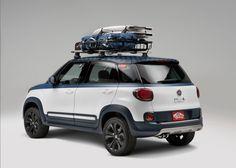 #Fiat 500L : prête pour le surf ! - Blog #Autoreflex