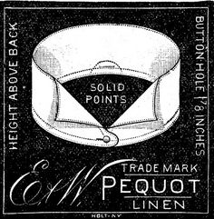 Royalty Free Vintage Images Men's Collar Ads - For Industrial Gallery Wall