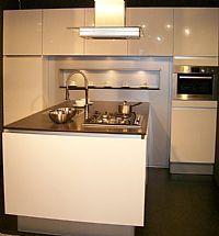 Luxe Schiereiland Keuken