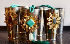 Love these candle jewels