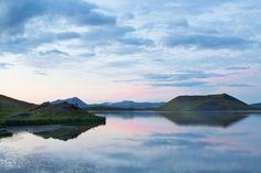 Chimmy Jin - Myvatn, Iceland