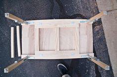 Collapsable, minimal-bulk sleeping platform - Album on Imgur