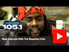 Established US hip hop artist, Wale, has taken time out of his busy schedule to roll through the Power 105.1FM studios to record an exclusiv...