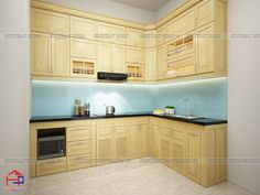 Tủ bếp gỗ sồi Nga TBSN241 thiết kế chữ L đơn giản nhưng vô cùng hiện đại, mang đầy đủ công năng của tủ bếp hiện đại, chắc chắn bạn sẽ hoàn toàn hài lòng. Kitchen Cabinets, Home Decor, Decoration Home, Room Decor, Cabinets, Home Interior Design, Dressers, Home Decoration, Kitchen Cupboards