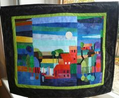 We were in Delden/Holland today and visited the Quilt Exhibition that is organized by the team of ITY , the Delden Patchwork shop.  A lot of...