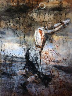 WARRIOR NUN - The MOVIE Concept Art