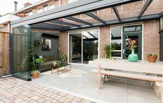 Outdoor Patio Designs, Outdoor Seating, Outdoor Decor, Patio Ceiling Ideas, Covered Patio Design, House Extension Design, Building A Patio, Outdoor Kitchen Bars, Interior Garden