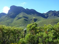 Bluff Knoll, Sterling Range, Western Australia. Beautiful mountainous national park in the Southwest.