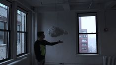 Bring The Storm Inside With This Internet-Enabled Cloud Lamp | The Creators Project