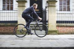 Urban Cyclist…