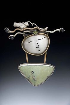Untitled pin/pendant - Art Jewelry Magazine Community - Forums, Blogs, and Photo Galleries