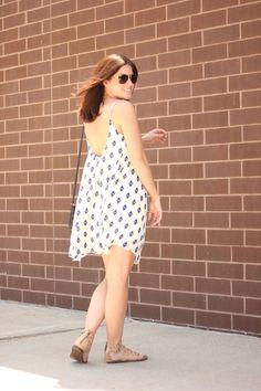 My Style: Ikat Dress