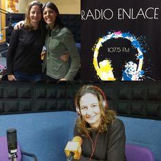 Entrevista en Radio Enlace
