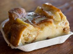 Bread puddings, Rum and Puddings on Pinterest