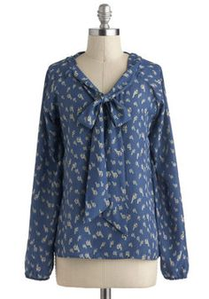 What a Genus Top, #ModCloth