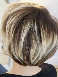 Balayage Short Haircuts Ideas 2018 Pretty Color Looks
