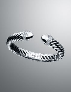 Pave Diamond Waverly Bracelet This will still be stylish in 100 yrs yes I need one