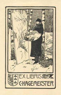 19. Jahrhundert - exlibris