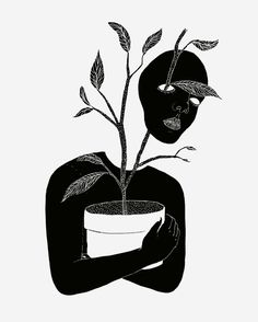 """""""uprooted"""", 2016   Claudia Deneault"""