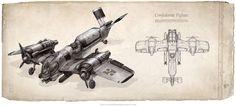 Iron Grip: Confederate Fighter