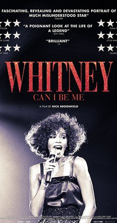 Whitney: Can I Be Me (2017) 🌟 🌟 🌟