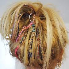Bildresultat för tumblr dreadlock beads