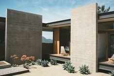 The Saddle Peak House par Michael Sant - Un Cercle house saddle peak - Ezra Goldman - ray donovan