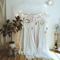 Daughters of Simone dresses - Boho Bride, Vintage Wedding, Bohemian Wedding Dresses, Nontraditional Bridal Gowns