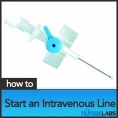 how to become a picc line nurse