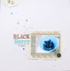 All die schönen Dinge: Blackberry
