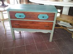 small dresser or sideboard