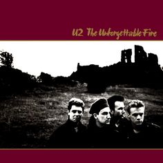 U2: The Unforgettable Fire 1984. Anton Corbijn.