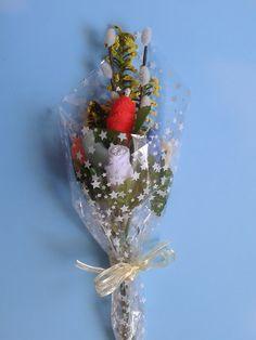 Bouquet débarbouillettes / Washcloths Bouquet