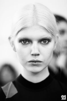 Backstage at Damir Doma Womens, Spring/Summer 2014 Paris