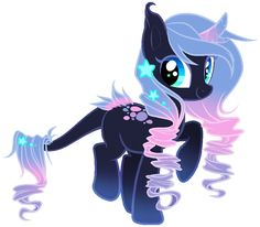 Stellar Radiance is a beautiful pony who loves to dye her hair neon and glow in the dark.ADOPTED BY CHETTA LIFE