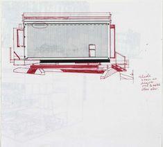 Hesselink Guest Hut/Container House | Jones, Partners : Architecture | Collection Frac Centre
