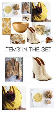 """""""Golden"""" by heartsabustin ❤ liked on Polyvore featuring art, gold and chocolate"""
