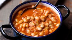 Hairy Bikers' Diet Club | Recipe | Homemade Baked Beans
