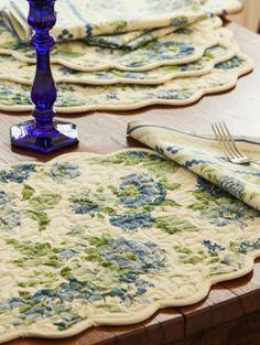 April Cornell French Café Placemats