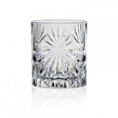 Flot og elegant Krystalglas - perfekt til on the rocks!