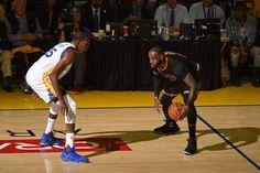 Durant vs James