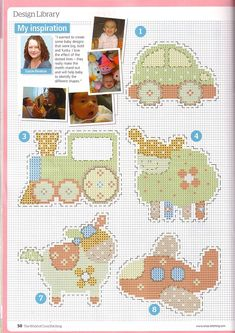 Patchwork Pastels by Lucie Heaton The World of Cross Stitching Issue 161 Hard Copy Cross Stitch For Kids, Just Cross Stitch, Beaded Cross Stitch, Cross Stitch Alphabet, Cross Stitch Baby, Cross Stitch Animals, Modern Cross Stitch, Cross Stitch Charts, Cross Stitch Embroidery