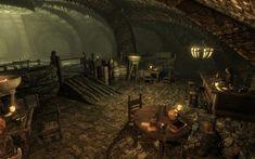 Inside The Ragged Flagon