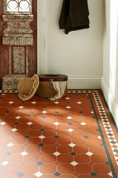 Victorian Floor Tiles - Products - South West - Original Style